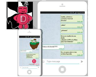 Stickers para Telegram de Internet directo